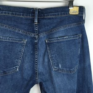 Citizens Of Humanity Jeans - Citizens of Humanity Emerson Long Slim Jeans 0545